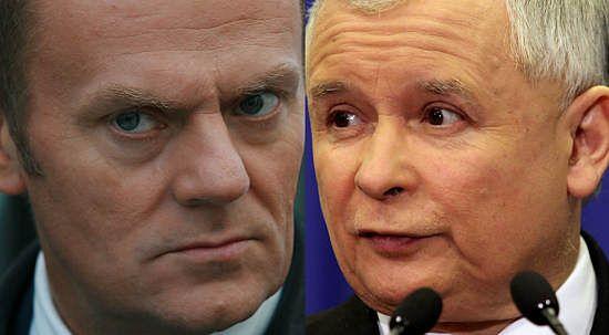 Będziesz w szoku! Cała prawda o relacjach Tusk-Kaczyński