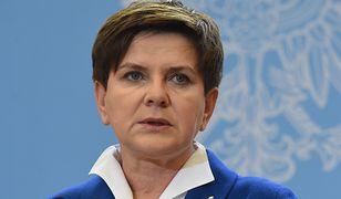 Premier Beata Szydło rozmawiała z premier Wielkiej Brytanii Theresą May
