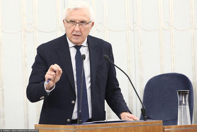 Senator Wadim Tyszkiewicz