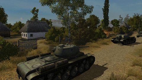 """""""Milion"""" polskich graczy w World of Tanks"""