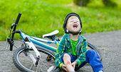 Co robić w przypadku urazu u dziecka?