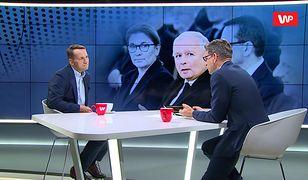 Kaczyński mówił o rodzinie. Radosław Sikorski wspomniał o bratanicy prezesa PiS