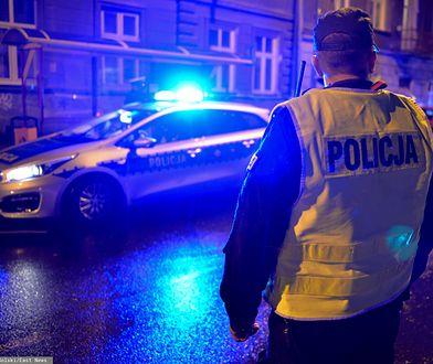 Policja odkryła w garażu zwłoki dziecka
