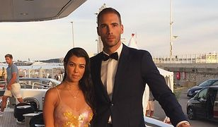 Kourtney Kardashian lansuje się w Cannes. Jest na co popatrzeć!