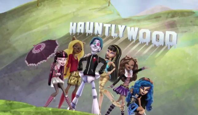 Monster High: Strach, kamera, akcja! (Monster High: Frights, Camera, Action!)