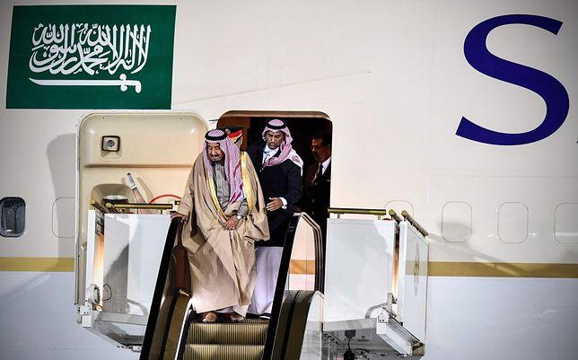 Saudyjscy bogacze rezygnują z własnych samolotów. Boją się zwrócić na siebie uwagę księcia