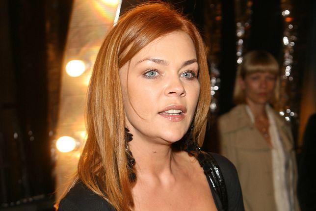 Beata Kawka w 2007 roku