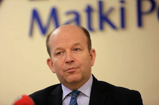 Konstanty Radziwiłł jest ministrem zdrowia od 2015 roku