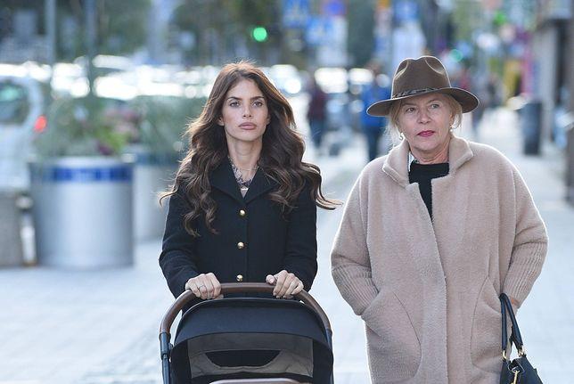 Weronika Rosati ma bardzo bliską relację ze swoją mamą, Teresą