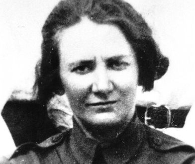 Maria Wittek to pierwsza kobieta ze stopniem generała