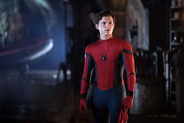 Tom Holland znowu założy kostium Spider-Mana w filmie związanym z MCU