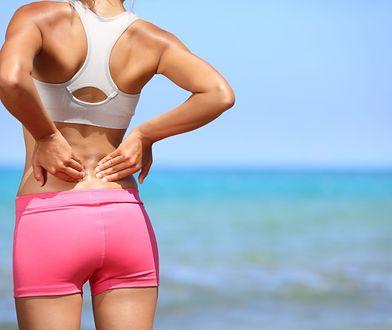 Ćwiczenia na kręgosłup szyjny, lędźwiowy i piersiowy