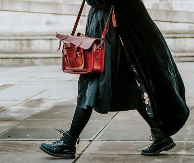 Martensy - kultowe buty na każdą pogodę