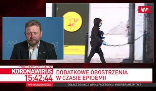 Koronawirus w Polsce. Łukasz Szumowski odpowiedział na apel lekarza