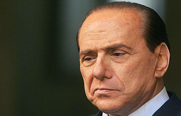 Silvio Berlusconi skazany na trzy lata więzienia