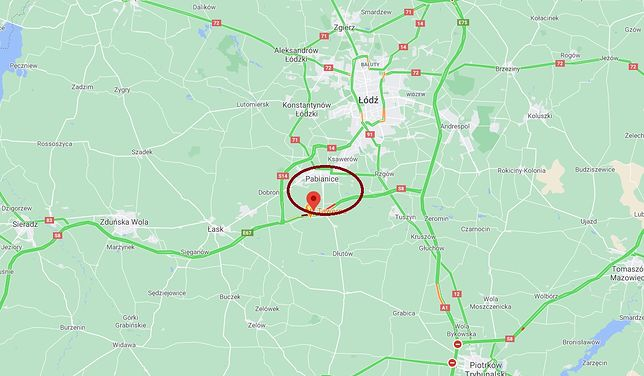 Pawlikowice. Wypadek na trasie S8 - jezdnia w stronę Wrocławia zablokowana