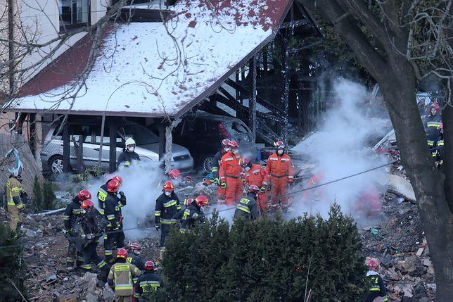 Szczyrk: wybuch gazu. Odnaleziono kolejne ciała dzieci