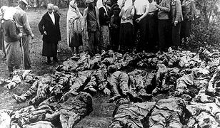 72. rocznica zbrodni katyńskiej. Na mogiłach płoną znicze