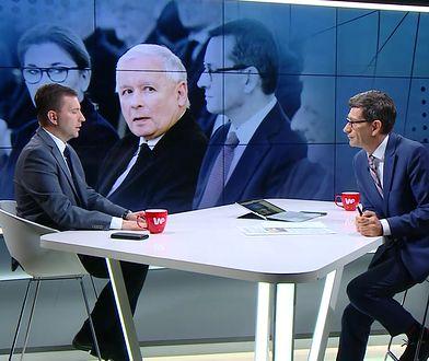 Jarosław Kaczyński pisał do Emilii. Łukasz Schreiber komentuje