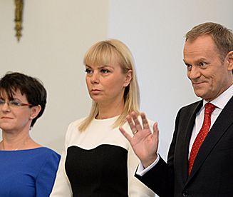 Ministrowie zaprzysiężeni