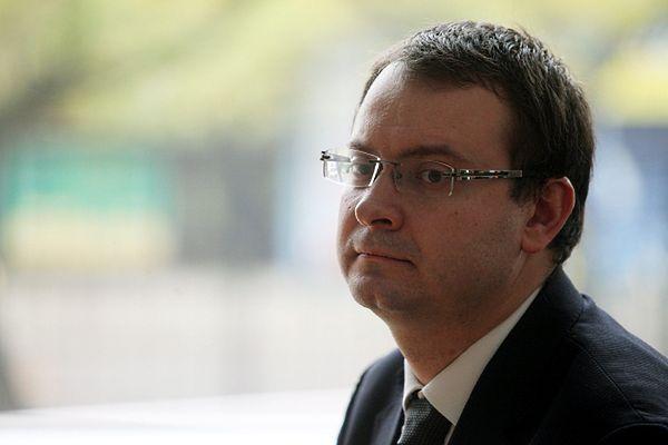 Białoruski opozycjonista Aleś Michalewicz