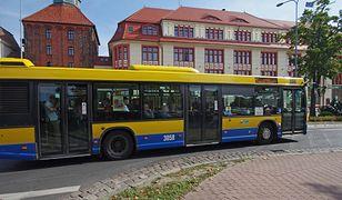 Lucjan Dadel od 13 lat wozi autobusami mieszkańców Słupska