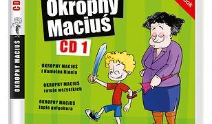 Okropny Maciuś CD 1