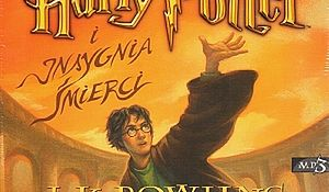 Harry Potter. i Insygnia Śmierci (audiobook - CD mp3) (#7)
