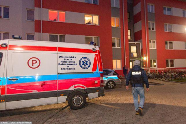 Kołobrzeg. Ciało 16-latka znaleziono na klatce schodowej