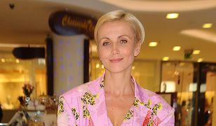 Katarzyna Zielińska skończyła niedawno 40 lat