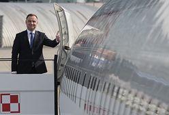 Prokuratura wszczęła śledztwo ws. lotu prezydenta Andrzeja Dudy