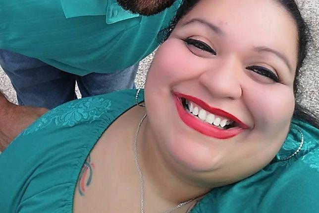 Evelyn Morales LaGrange ważyła ponad 200 kilogramów
