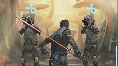 tar Wars: The Force Unleashed (wersja iPhone) - recenzja