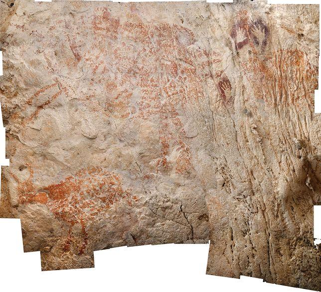 Najstarsze malowidła mogą mieć prawie 52 tys. lat