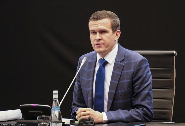 Witold Bańka - przewodniczący Światowej Agencji Antydopingowej