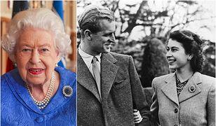 Królowa Elżbieta wystąpiła podczas orędzia. Uwagę zwrócił jeden szczegół