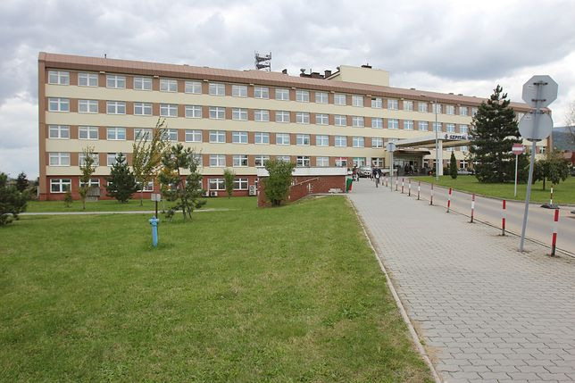 Bielsko-Biała. W Szpitalu Wojewódzkim utworzono kolejne łóżka covidowe.