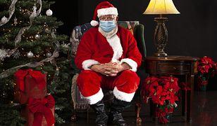 Belgia. Święty Mikołaj zaraził koronawirusem mieszkańców domu opieki