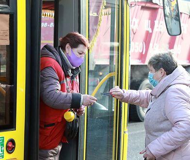 Kijów zaostrza restrykcje. Transport publiczny tylko z przepustkami