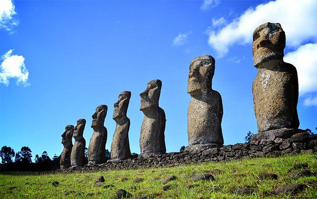 Zagłada cywilizacji z Wyspy Wielkanocnej