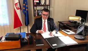 Piotr Wilczek: Waszyngton to wymagający rynek. Robimy co możemy, aby promować w USA polską kulturę i odzyskanie niepodległości