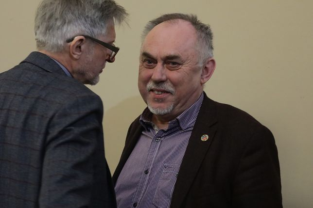 Janusz Sanocki jest posłem niezrzeszonym