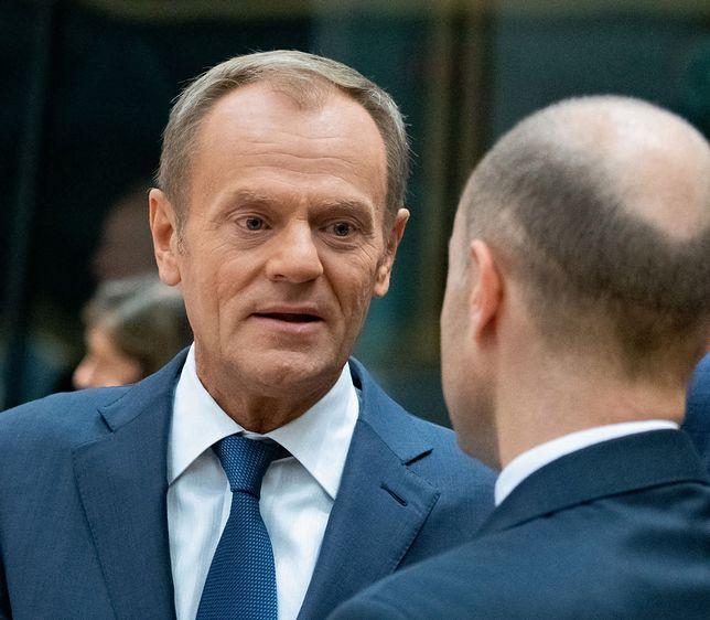 Donald Tusk ciężko przeżył przegraną z Lechem Kaczyńskim