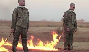 Terroryści z IS spalili żywcem tureckich żołnierzy