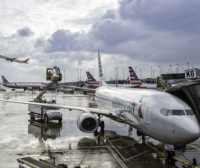 Ekstremalnie trudna sytuacja w liniach American Airlines