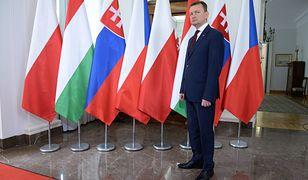 Mariusz Błaszczak: stoję na straży bezpieczeństwa Polski