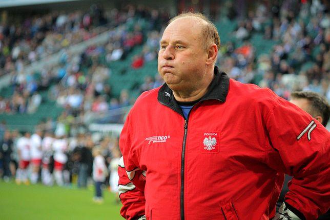 Jan Tomaszewski – piłkarz, trener, polityk i publicysta sportowy.