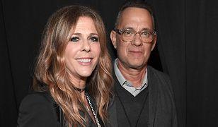 Rita Wilson tworzy zgodne małżeństwo z Tomem Hanksem