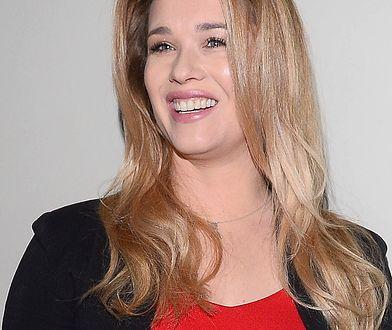 Maria Konarowska jest młodą mamą