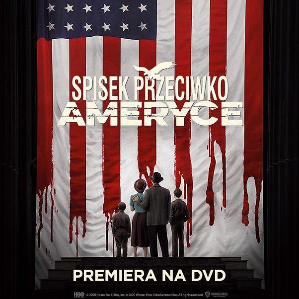SPISEK PRZECIWKO AMERYCE  Premiera DVD już 14 października!